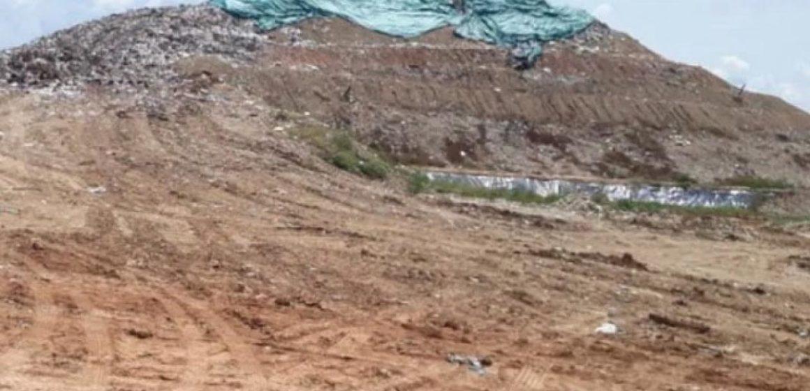 Repudiable: hallan cadáver de recién nacida en relleno sanitario de Aracataca