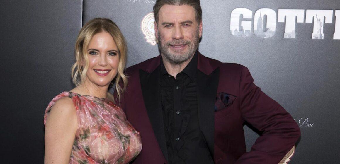 Murió a los 57 años la actriz Kelly Preston, esposa de John Travolta