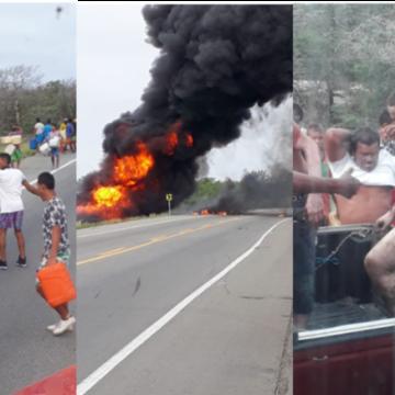 Siete muertos y más de 40 heridos en accidente en vía Barranquilla – Ciénaga