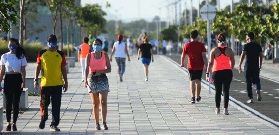 """""""La reapertura del Malecón para ejercitarnos era necesaria"""""""