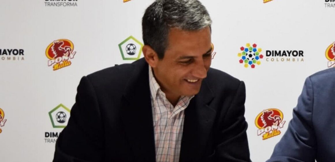 Fernando Jaramillo, nuevo presidente de la Dimayor