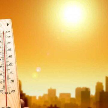 Ola de calor podría extenderse toda la semana