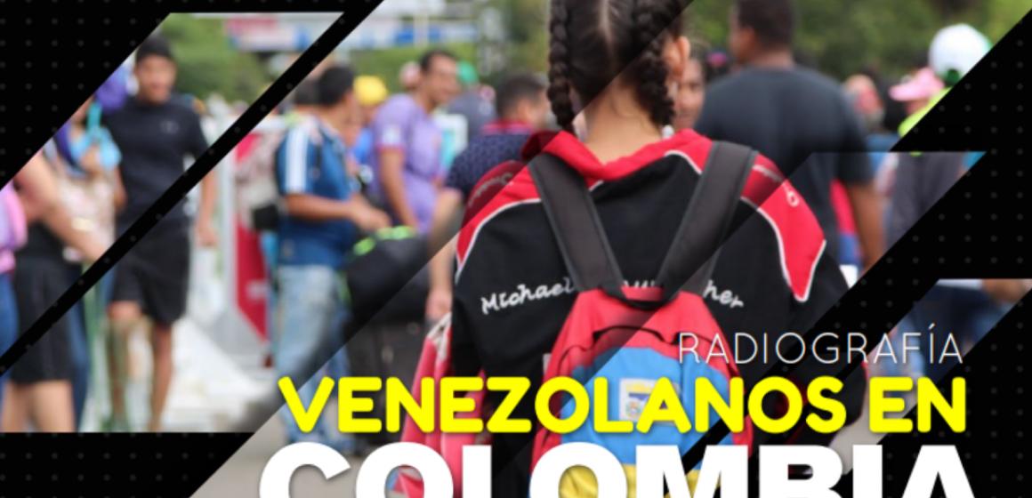 Más de 95 mil venezolanos han abandonado Colombia por la pandemia de coronavirus