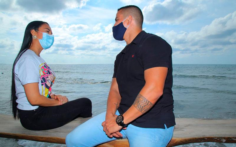 En Amor y amistad, Gobernación del Atlántico invita a mantener medidas de autocuidado y proteger a las familias
