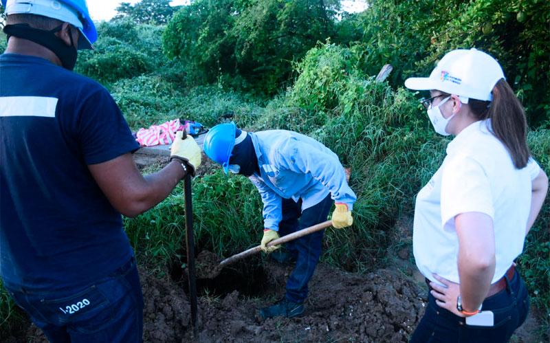 Duro golpe a fincas, canteras y empresas que captaban de manera ilegal agua potable en el sur del Atlántico