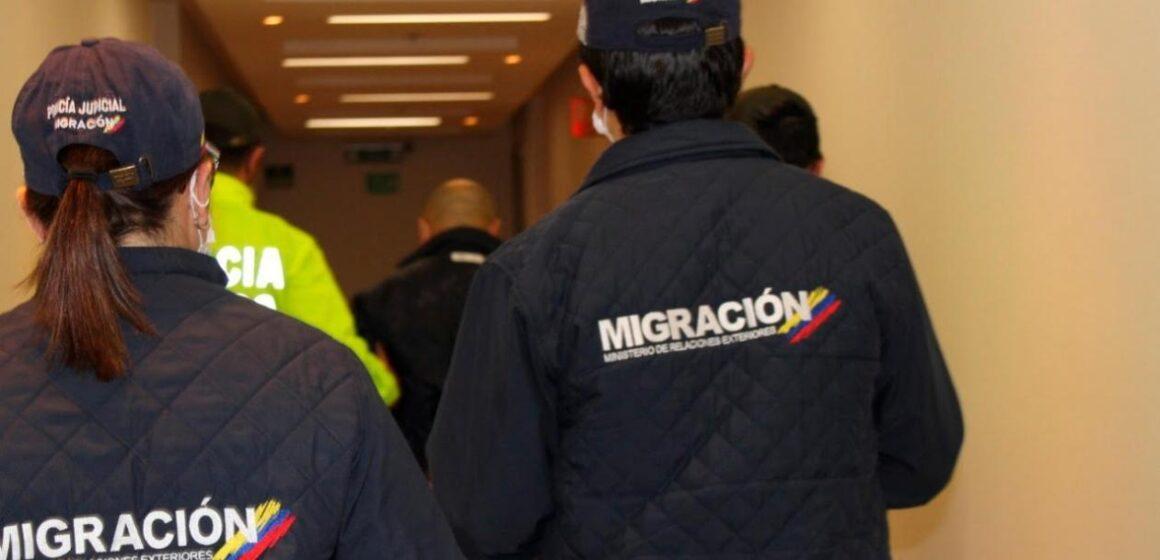 Capturan a funcionario de Migración Colombia vinculado con red de narcos