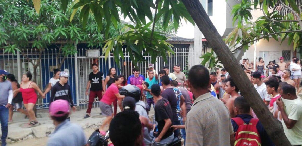A tiros atacaron a hombre en el barrio Nuevo Horizonte: recibió cuatro balazos