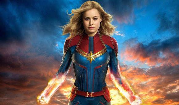 """""""Captain Marvel"""" arrasa en la taquilla en su estreno mundial"""