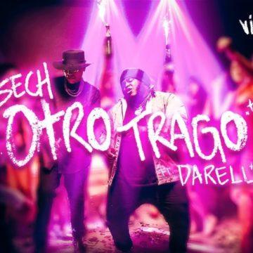 Sech – Otro Trago ft. Darell (Video Oficial)