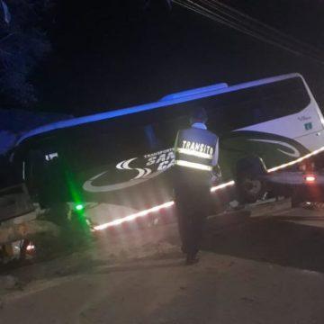 Tragedia en Malambo: Bus chocó contra vivienda y mató a cuatro personas de una misma familia