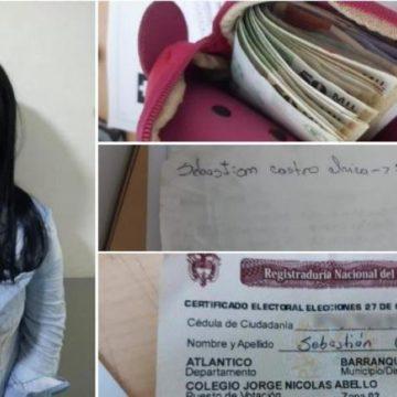 Policía captura a mujer por compra de votos en jornada electoral