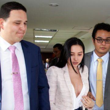 Abogados de Aida Victoria Merlano anuncian la renuncia a su defensa