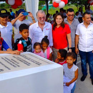 #AtlánticoLíderEnObras: Gobernación le entrega a Ponedera una Casa de Cultura de lujo