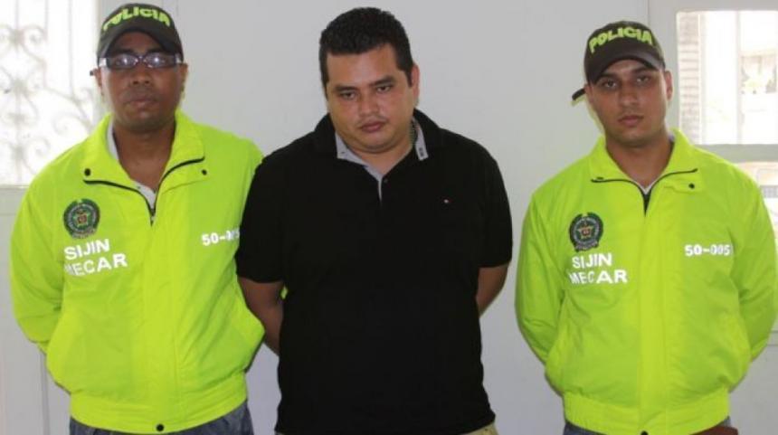 Libre el exRastrojo Brayan Borré Barreto por vencimiento de términos