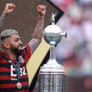'Gabigol' Barbosa es el 'Rey de América' 2019