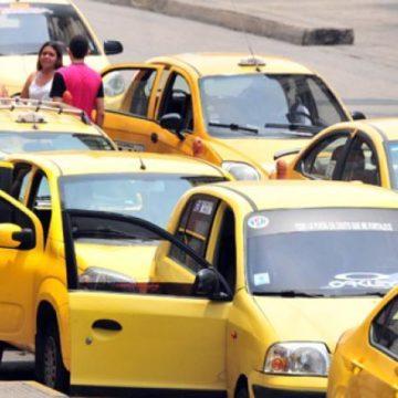 Se mantiene 'pico y placa' para taxis en el 2020