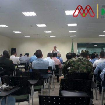 Secretario de Gobierno de Malambo se reúne con empresarios para desarrollar estrategias de seguridad que garanticen la inversión en el municipio