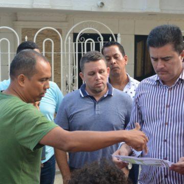 Gobierno de Soledad reconstruirá el parque del barrio La María y su concha acústica