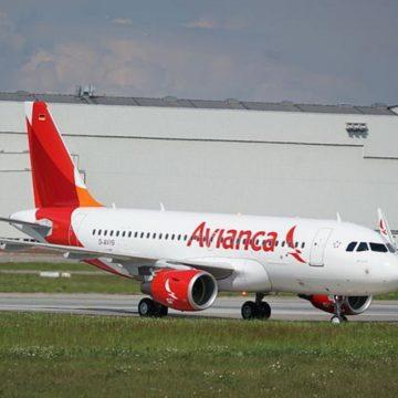 Avión de Avianca, que cubría ruta Bogotá- Santa Marta, aterrizó de emergencia en Barranquilla