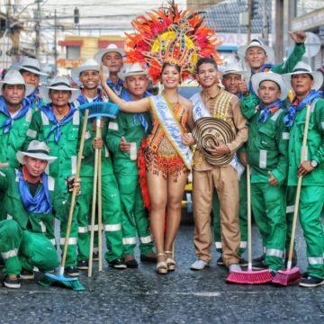 Carnaval Cero Basura, una campaña alegre con impacto ambiental
