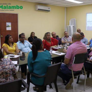 Rectores de colegios oficiales participan en la construcción de Plan de Desarrollo Territorial 2020 – 2023 'Ciudad Entre Todos'