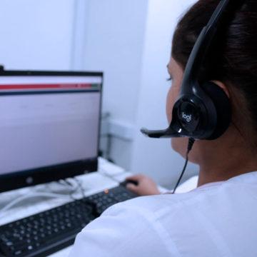 Gobernación del Atlántico abre primer Centro  de Telesalud para atención del COVID-19