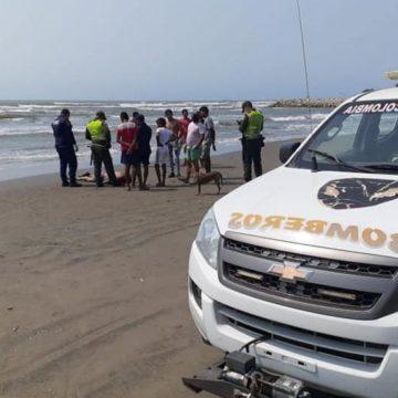 El cadáver de un hombre fue hallado en playas de Puerto Colombia
