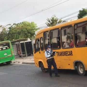 Tránsito de Soledad refuerza controles de vigilancia al transporte público