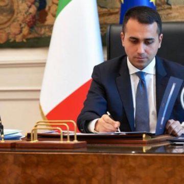Italia le cerrará sus fronteras a los países que hagan lo mismo con los italianos