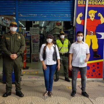 Comercio del Centro de Barranquilla abre sus puertas tras 4 meses