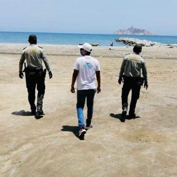 A partir del primero de septiembre abrirán las playas en Santa Marta