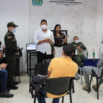 Alcalde Rumenigge Monsalve lideró su primer Consejo de Seguridad al retomar como primera autoridad del municipio