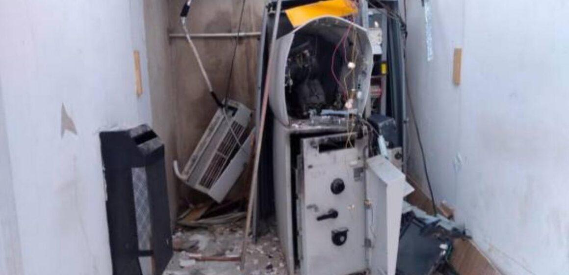 Con explosivos, ladrones robaron $200 millones de cajero en Turbaco