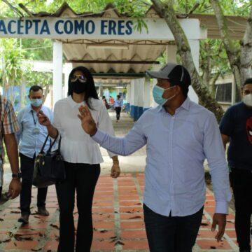 Alcalde Monsalve firmará convenio con la ESAP y la Gobernación, para que los malamberos estudien Administración Pública sin salir del municipio