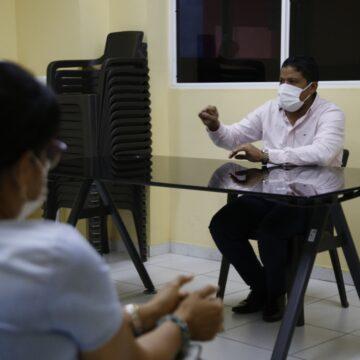 Alcalde Monsalve se compromete a pagarle a 6 cooperativas que tienen reportados en las centrales de riesgo a 82 funcionarios de la Administración Municipal