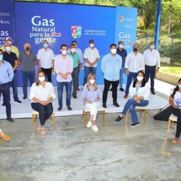 """""""Unos 1.200 malamberos tendrán gas natural en sus casas"""": Alcalde Rumenigge Monsalve"""