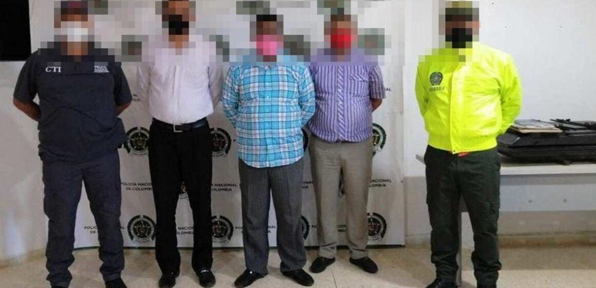 Detienen a tres pastores por acto sexual con una menor