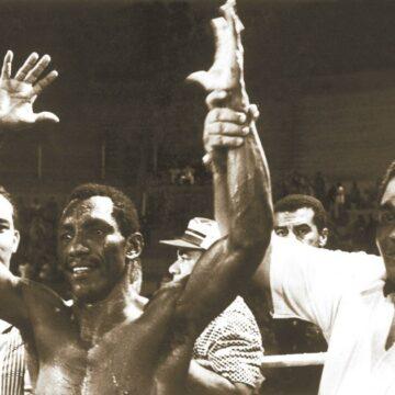 48 años del día en que 'Kid Pambelé' le enseñó a Colombia cómo ganar