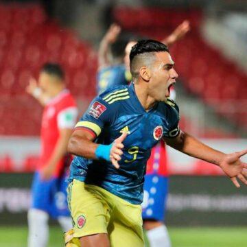 El corazón de Falcao salvó un punto de oro para Colombia