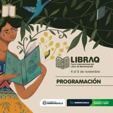 Feria del Libro de Barranquilla abre su biblioteca virtual