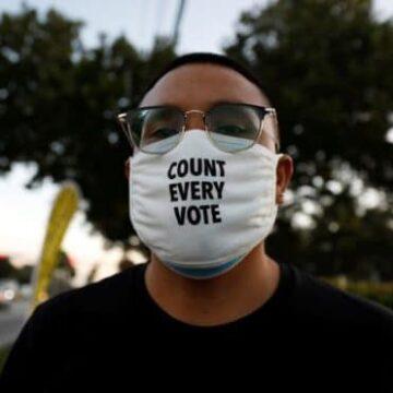 100.000 contagios de coronavirus en las últimas 24 horas en Estados Unidos.