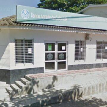 Se llevaron $400 millones en banco agrario de Juan De Acosta