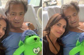 Fallece Gabriel Turbay, padre de Paola Turbay.