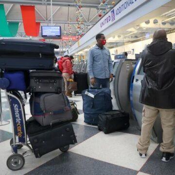 Por miedo al COVID-19 hombre se queda escondido en un aeropuerto por tres meses