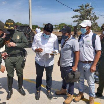 DESDE LA COMANDANCIA DE LA POLICIA SE CONFIRMAN DISPAROS CONTRA LA RESIDENCIA DEL ALCALDE DE MALAMBO