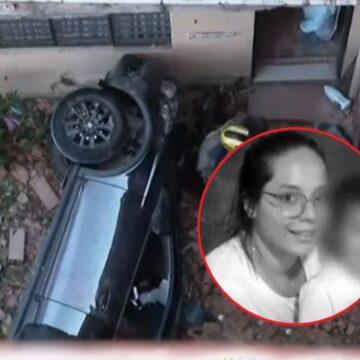 Mujer murió tras confundir freno con acelerador del carro, cayó de un sexto piso en Medellín