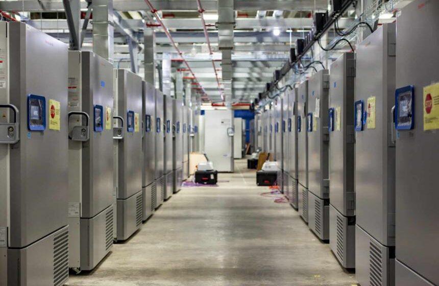 Colombia busca tener 44 ultracongeladores para almacenar vacunas Covid
