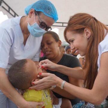 72 seria el numero de puntos habilitados en Barranquilla para la primera jornada de vacunacion del 2021