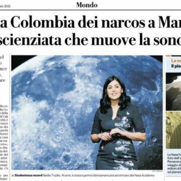 Colombia se pronuncia ante ofensivo titular del diario LA REPUBBLICA  de Italia.  La embajada de Colombia en Roma prepara una carta dirigida al medio de comunicación rechazando el titular.