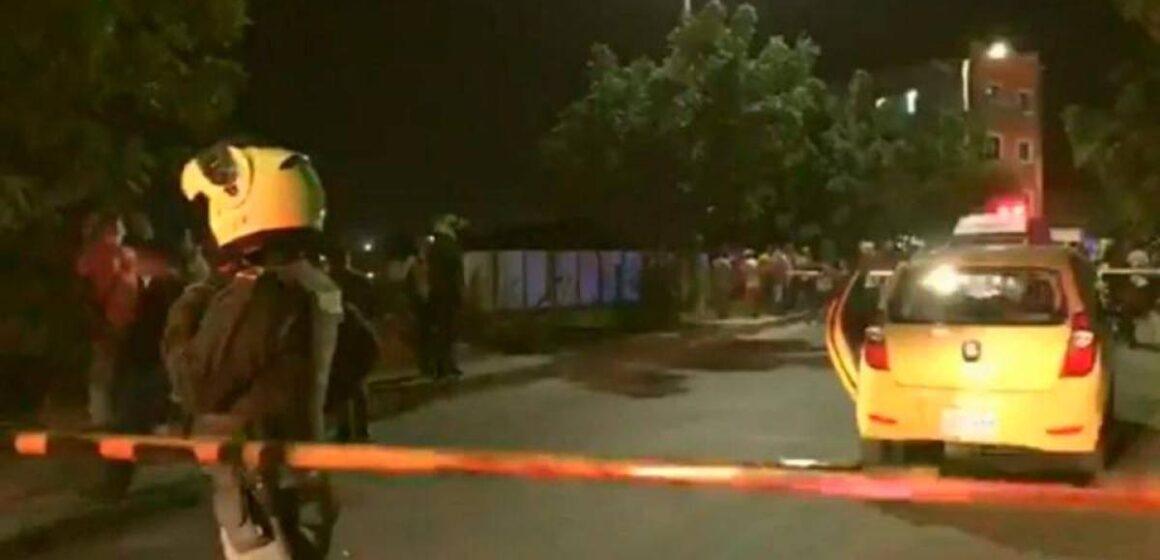 Asesinada pareja   por sicarios cuando salía de un motel en Santa Marta.